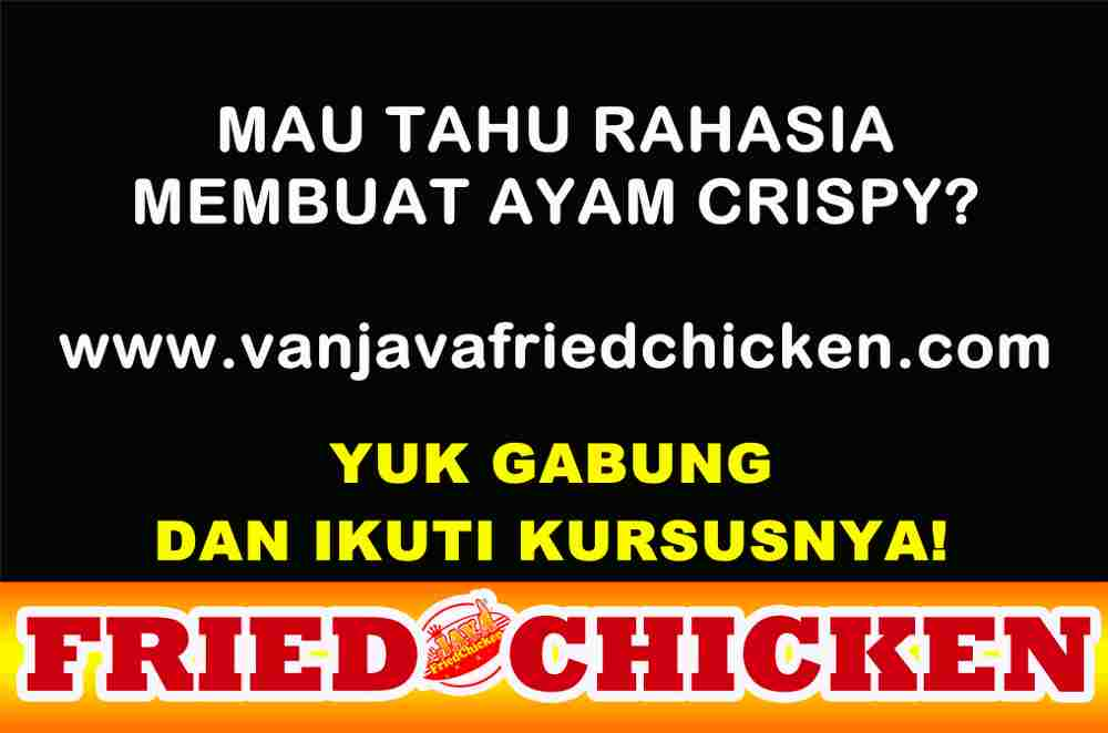 kursus-fried-chicken-murah