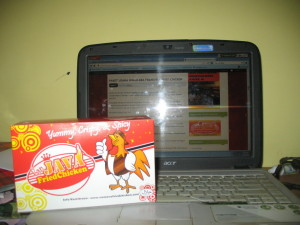 waralaba ayam franchise fried chicken murah