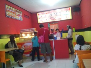 waralaba franchise van java resto fried chicken kok makin laris aja