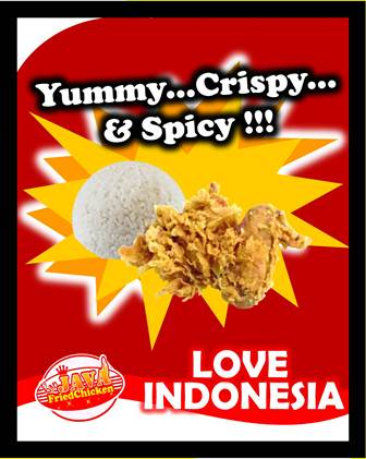 waralaba ayam crispy van java fried chicken